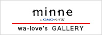 WA-LOVE'S GALLERY-minne